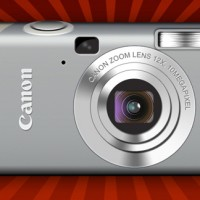 Create Canon digital camera