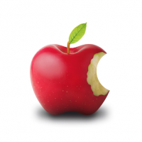 Real Apple Logo in Photoshop