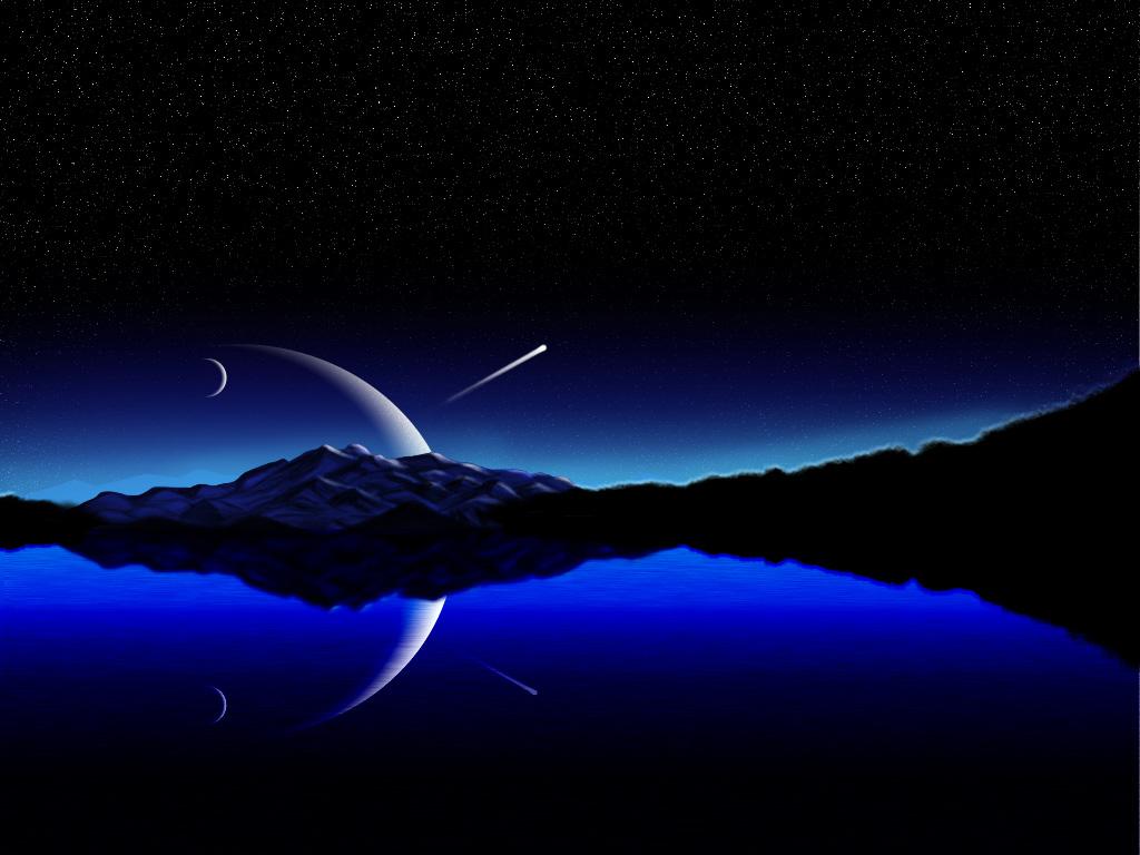 Night Sky and Stars - Final Fantasy romances - Hats on the Door
