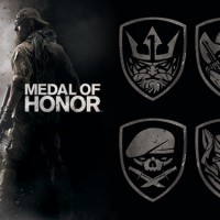 Medal of Honor AFO Teams Custom Shapes