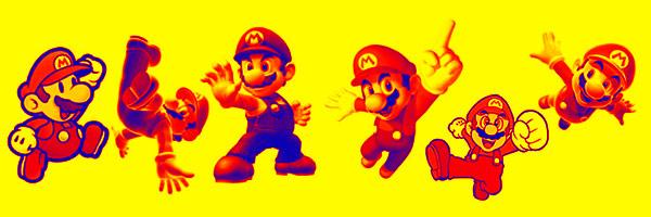 Videogames Photoshop brushes