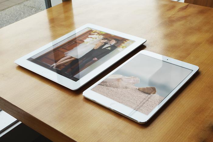 iPad Retina After