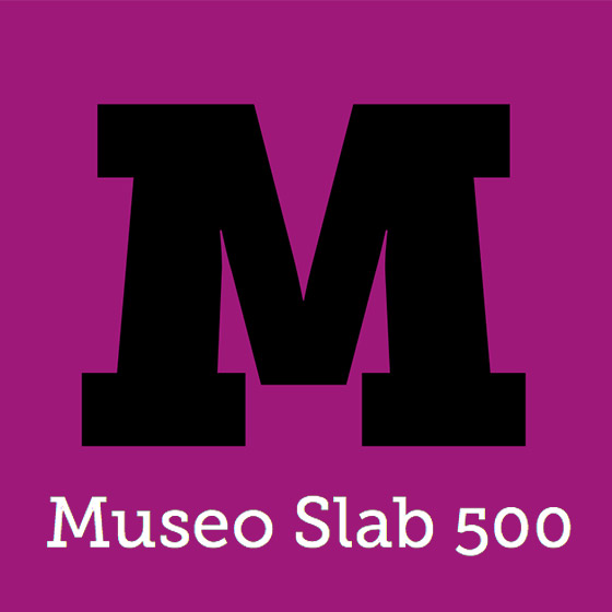 museo slab free font