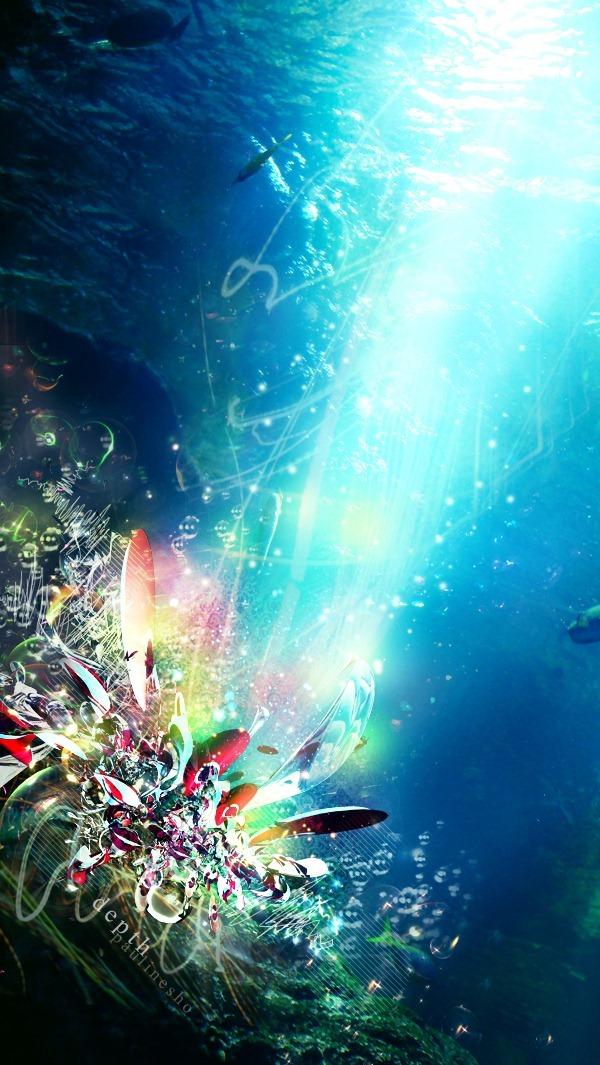 Underwater Scene in Photoshop