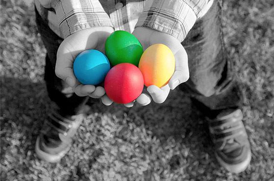 selective coloring photoshop