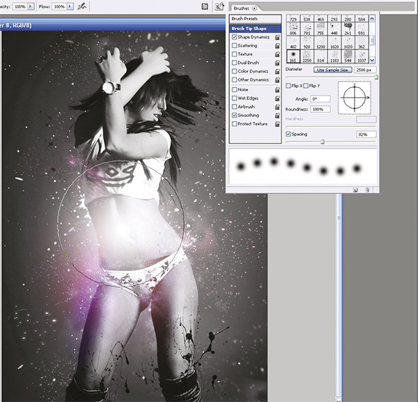 how to make photo clear in photoshop online