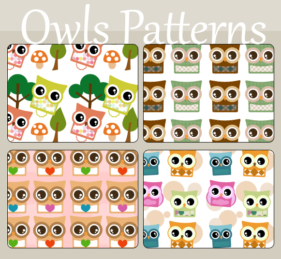 Illustrated patterns