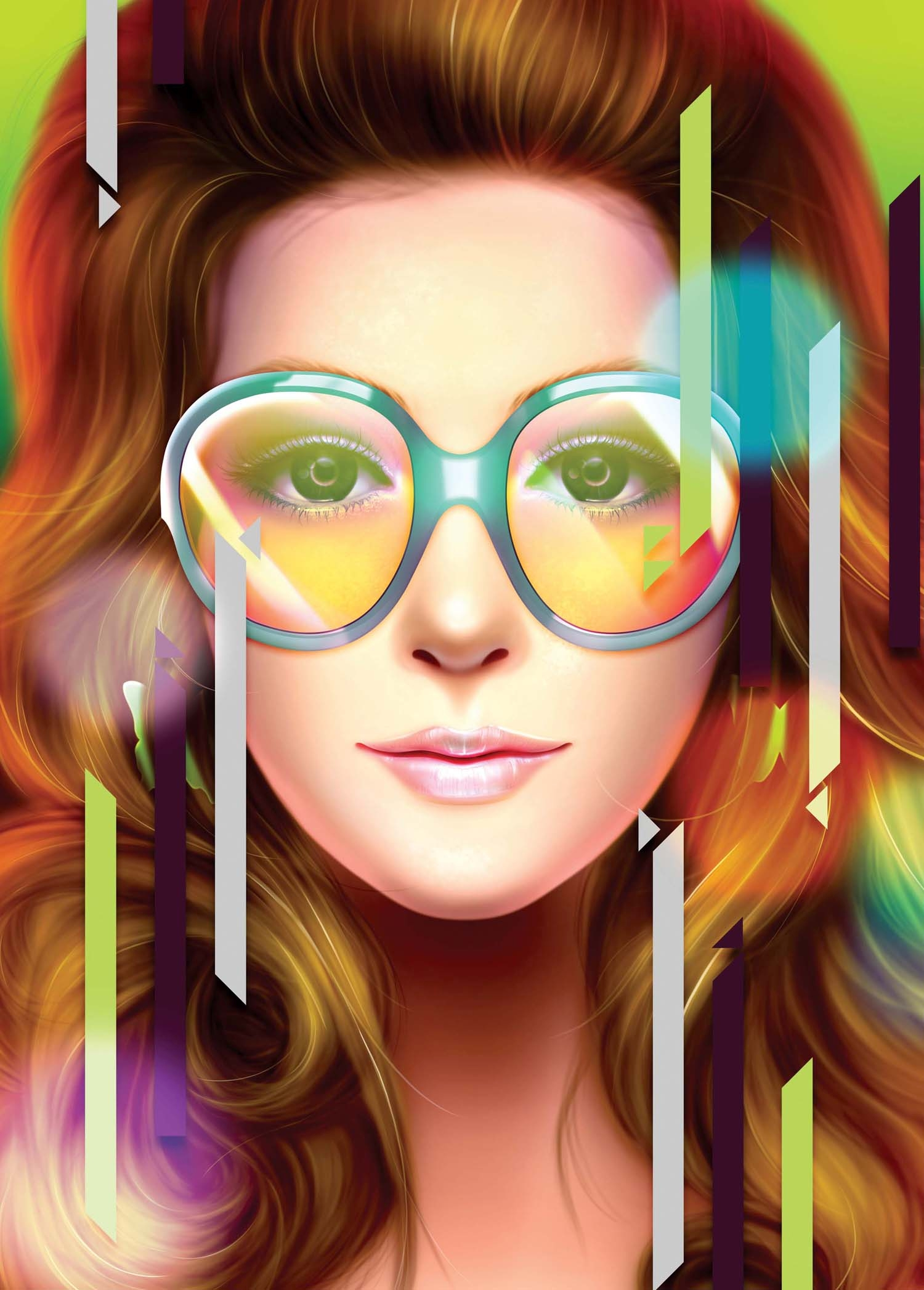 80s Illustration Style Create an 80s Style Airbrush