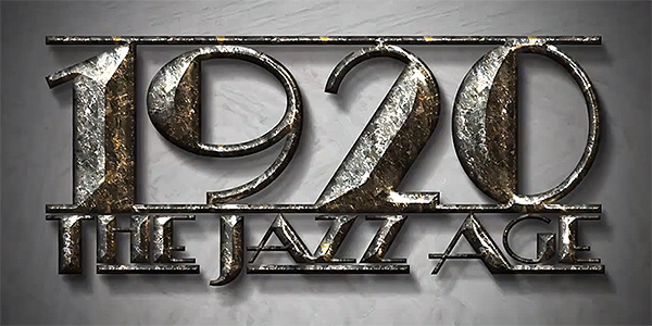 How to Make a 1... 1920s Jazz