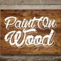 PaintOnWood-s