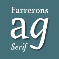 Farrerons Serif