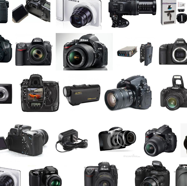camera and photo equipment