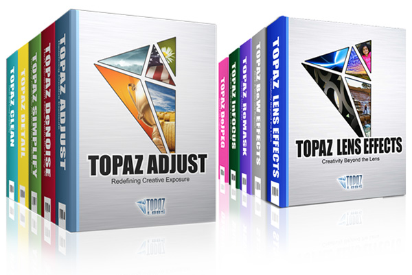 Topaz Labs Photoshop Plug-in Bundle [07.2016]-MacOSX