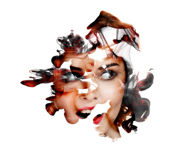 Abstract Photography Tutorial: Abstract Portrait Manipulation In Photoshop CS 6