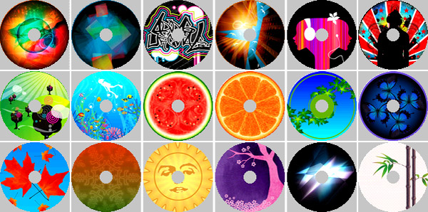 cd dvd labeling maker creator maker design professional print pc dvd